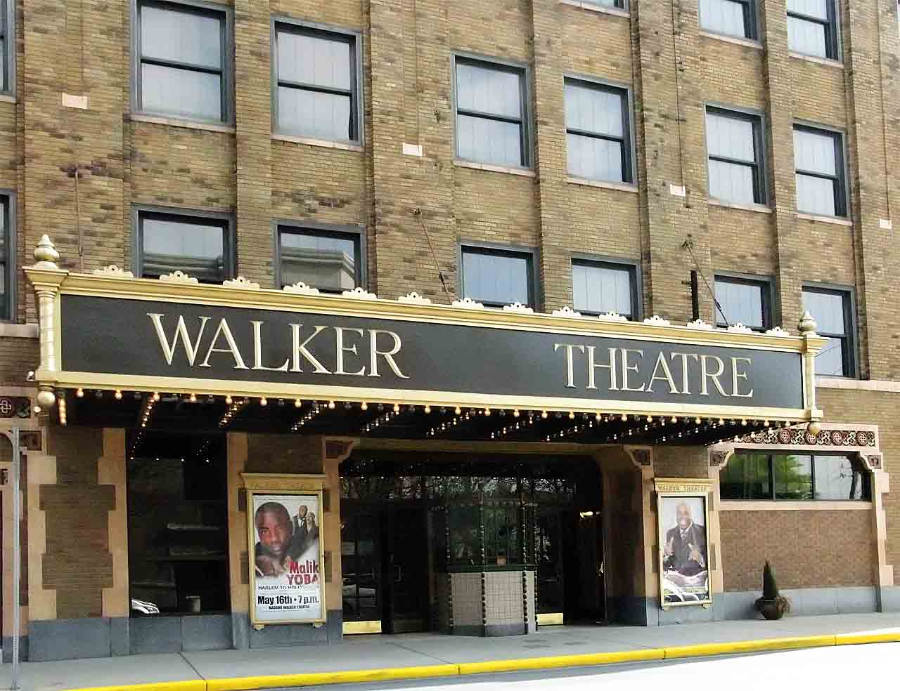 Image result for c.j. walker theatre