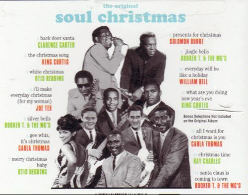 monday afternoon thread soul christmas